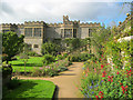 SK2366 : Garden at Haddon Hall - 1 by Trevor Rickard