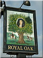 SK4687 : The Royal Oak, Ulley by Ian S