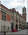 TA0928 : Market Hall, North Church Side, Hull by Stephen Richards