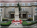 SZ9399 : Bognor Regis War Memorial by Paul Gillett