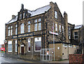 SE2627 : Morley - Working Men's Club & Institute by Dave Bevis