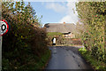 SU5115 : Thatched Cottage named Mitford by Peter Facey