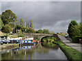 SJ5680 : The Bridgewater Canal north of Preston Brook Bridge, Cheshire by Roger  Kidd