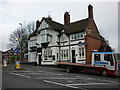 SE2732 : Oldfield Hotel on Oldfield Road, Leeds by Ian S
