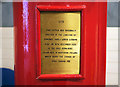 J3474 : Edward VIII postbox, Belfast by Rossographer