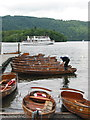 SD4096 : Jetty Bowness-on-Windermere by Peter Turner
