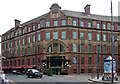SE3033 : Former Leeds City Tramways offices, Swinegate, Leeds by Stephen Richards