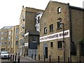 TQ3579 : Hope (Sufferance) Wharf, St. Marychurch Street, SE16 by Mike Quinn