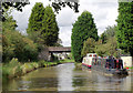 SJ6872 : Trent and Mersey Canal near Rudheath, Cheshire by Roger  Kidd