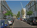 TQ2577 : Ifield Road, Chelsea, London SW10 by L S Wilson