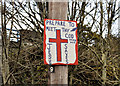 J2763 : Biblical message, Lisburn by Albert Bridge