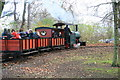 SK5806 : Abbey Pumping Station - narrow gauge railway. by Chris Allen