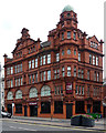 SE2933 : Former Jubilee Hotel and Chambers, The Headrow, Leeds by Stephen Richards