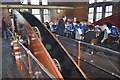 SK5806 : Abbey Pumping Station - Beams by Ashley Dace
