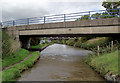 SJ6873 : Bridge No 186 north of Rudheath, Cheshire by Roger  Kidd