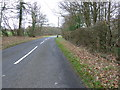 TQ0937 : Somersbury Lane north to Ewhurst Green by Dave Spicer