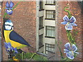 SJ8498 : Street Art, Port St &amp; Newton St. Manchester. by David Seale