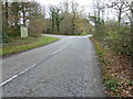 TQ1137 : Road junction at the southern end of Walliswood by Dave Spicer