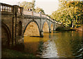 SK6273 : Clumber Bridge by John Jennings