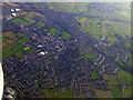 SK3516 : Ashby-de-la-Zouch from the air by Thomas Nugent