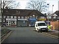 SP1583 : Shops on Arden Oak Road by Peter Whatley
