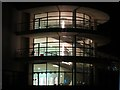 TQ7407 : De La Warr Pavilion at night by Oast House Archive