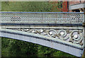 SE3033 : Detail of Leeds Bridge, Leeds (1) by Stephen Richards