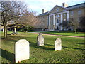 TQ2878 : The Old Burial Ground, Chelsea Hospital by Ian Yarham