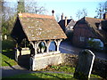 TQ0451 : Lych Gate, West Clandon by Colin Smith