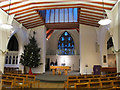 TQ2570 : Interior of Holy Trinity church by Stephen Craven