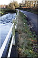 ST9288 : River Avon (Tetbury Branch) and Park Road by Roger Templeman