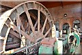 SK4964 : Pleasley Colliery - Markham Winder by Ashley Dace