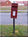TM2345 : Hartree Way Postbox by Adrian Cable