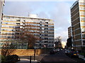TQ2977 : Churchill Gardens Road, Pimlico by David Anstiss