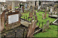 J4079 : The Priory graveyard, Holywood (3) by Albert Bridge