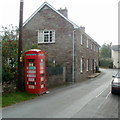 SO0725 : Possibly the UK's smallest art gallery, Llanfrynach by John Grayson