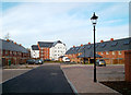 TQ4167 : New Housing, Bromley Common by Des Blenkinsopp
