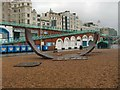 TQ3003 : Passacaglia, Brighton seafront by Paul Gillett
