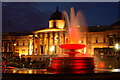 TQ3080 : Trafalgar Square, London by Peter Trimming