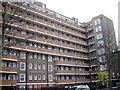 TQ2978 : Russell House, Cambridge Street, Pimlico by PAUL FARMER