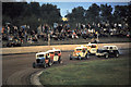 TM2144 : Stock car racing around 1960 by John Goldsmith