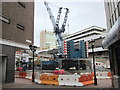 SP0686 : Birmingham New Street Station Redevelopment by Roy Hughes