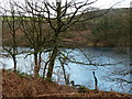 SK2592 : Agden Reservoir by Andrew Hill