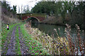 SP6396 : Newton Bridge, Grand Union Canal by Kate Jewell