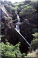 SH5759 : Rhaeadr Llanberis Waterfall  c1976 by Tom Morrison