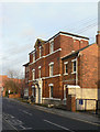 SE6132 : The old Police Station, New Lane by Alan Murray-Rust