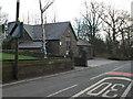 SJ4476 : Ince Village Hall by Eirian Evans
