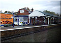 SJ9598 : Stalybridge Railway Station by JThomas