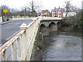 SO5968 : Teme Bridge, Tenbury Wells by Roger Cornfoot