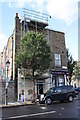 TQ3182 : EC1 Plumbers Ltd, #67 Amwell Road by Roger Templeman